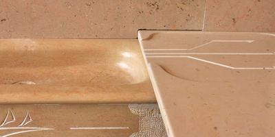plan de travail de cuisine en pierre Bourgogne Sculpture