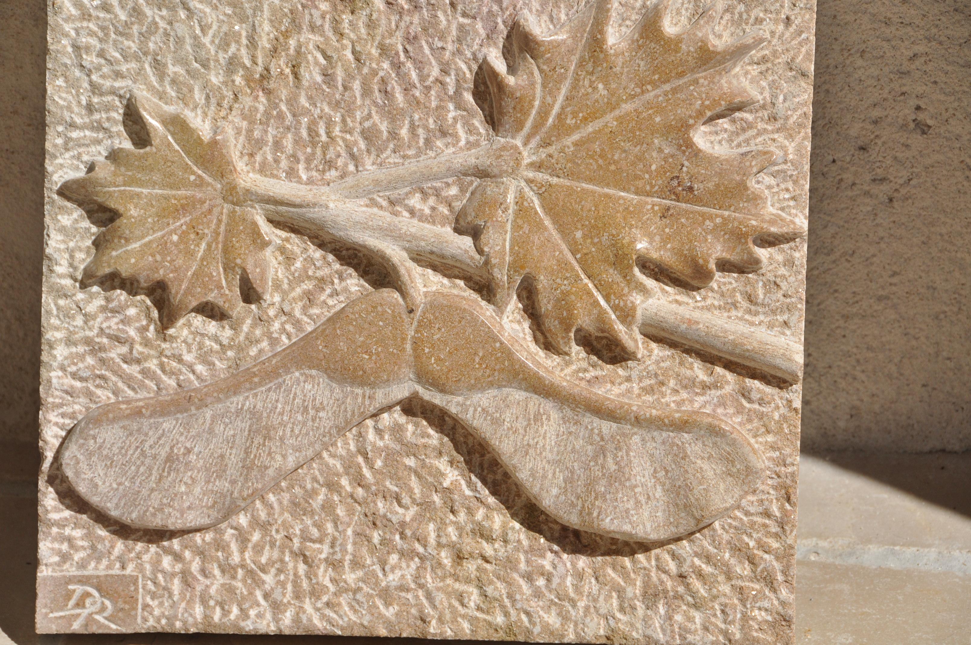 Tableau en pierre